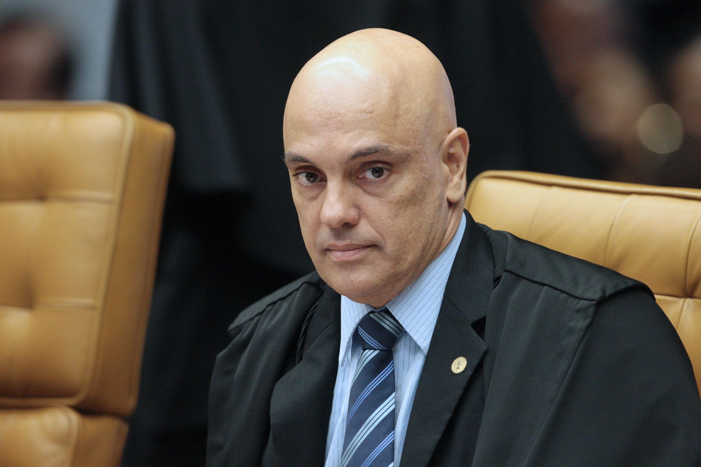 Alexandre de Moraes suspende dívidas de MT e RN com a União