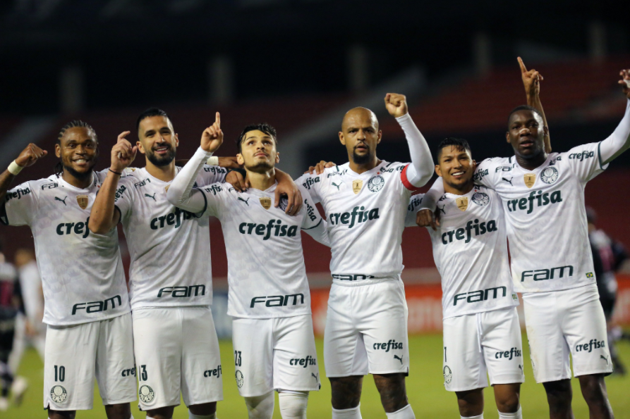 Libertadores: Palmeiras vence o Independiente del Valle e garante classificação às oitavas